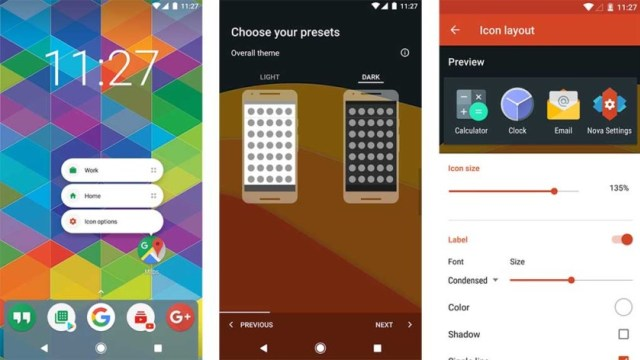 Navigate the Font button | How to Change Fonts on Android Phone