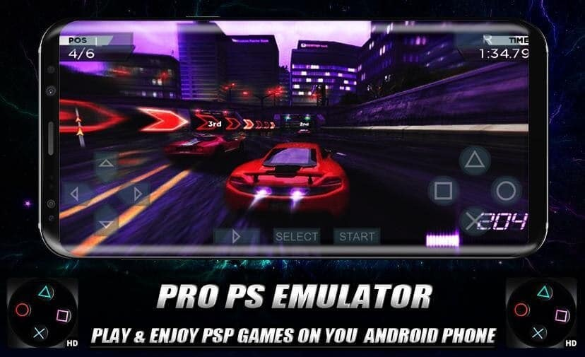 Pro PlayStation | Best PS2 Emulator for Android (2020)