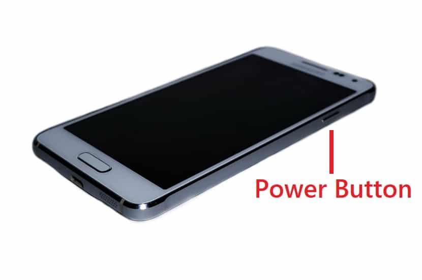 Restart Samsung Galaxy Phone