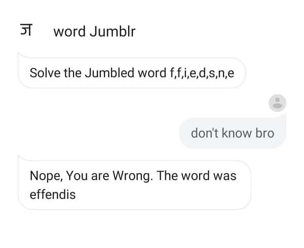 Word Jumblr