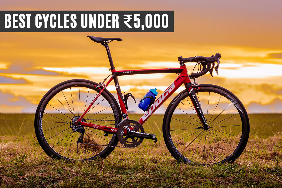 Best Cycles Under Rs 5,000 In India