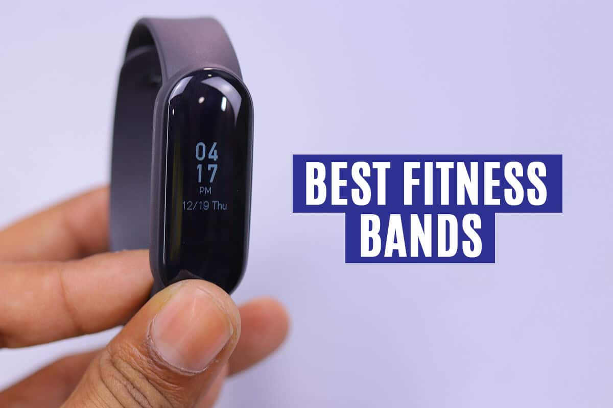 Best Fitness Bands under INR 2500 in India
