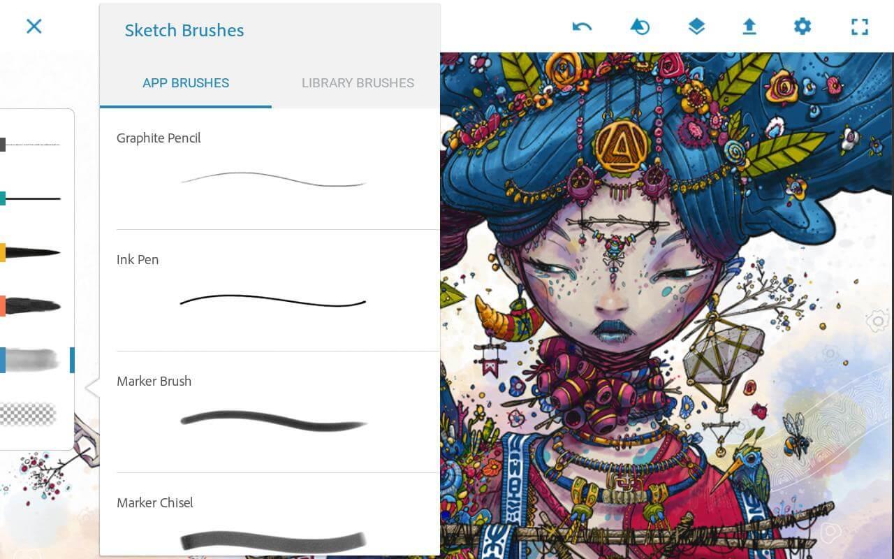 Download Adobe Photoshop Sketch