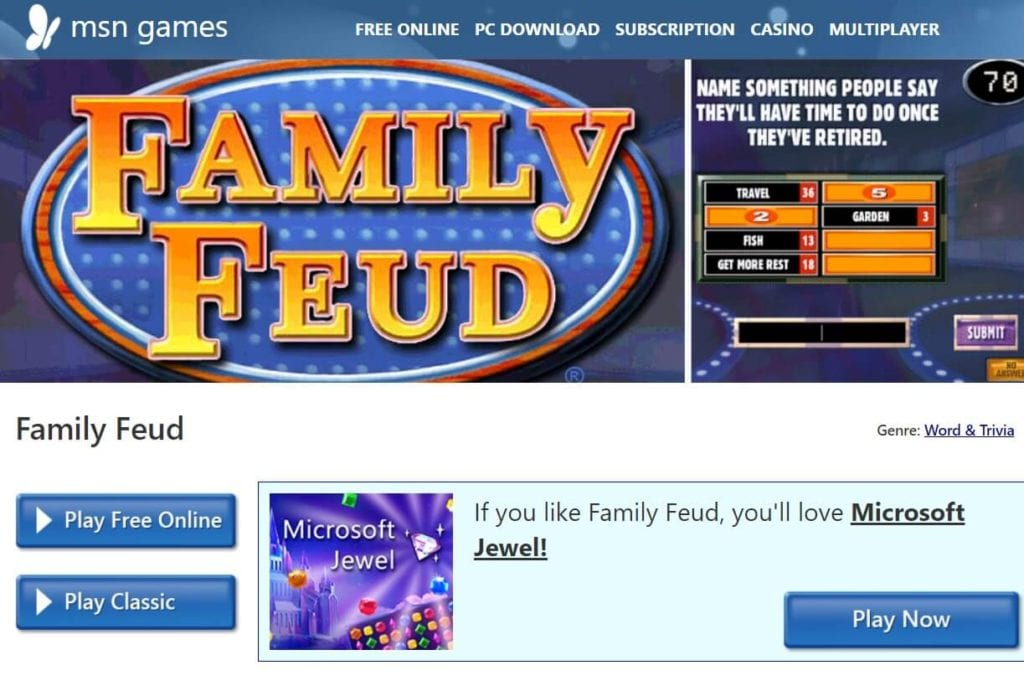 Family Feud Online Game By MSN | How To Play Family Feud On Zoom