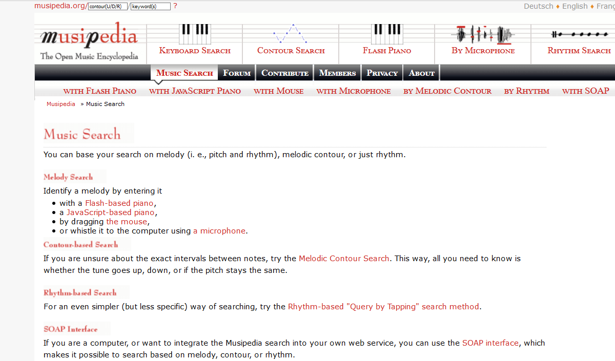 Can edit or change the lyrics and other details of any song on the website