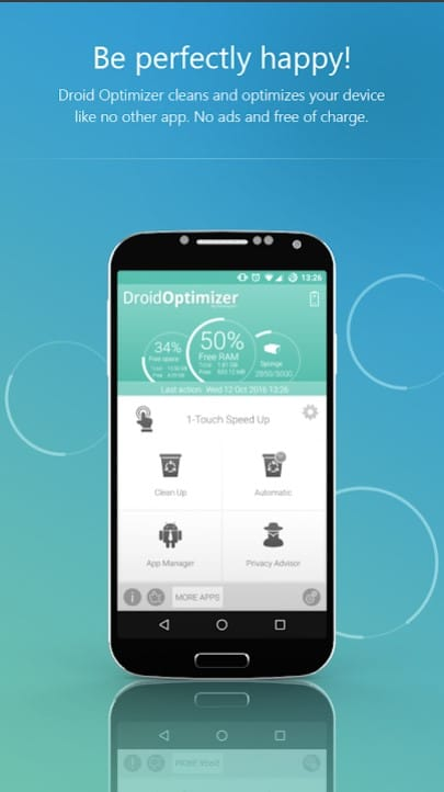 Droid Optimizer | Clean Up Your Android Phone
