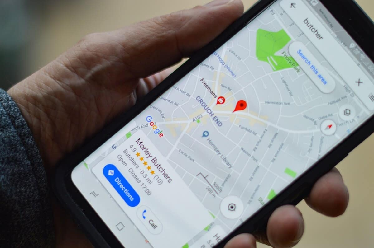 How To Check The Traffic On Google Maps