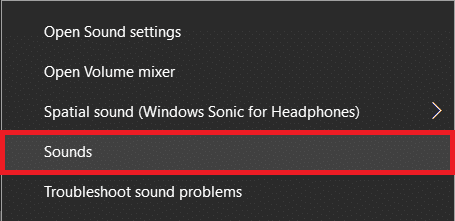 If the Recording Devices option is missing, click on Sounds instead. | Enable Stereo Mix on Windows 10