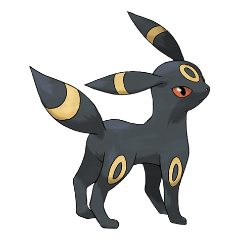 Umbreon   evolve Eevee in Pokémon Go