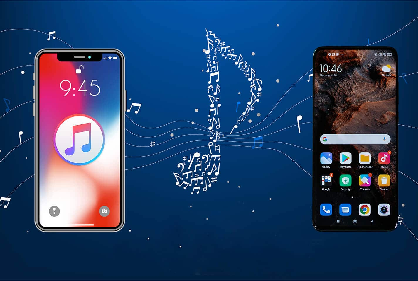 5 Ways To Transfer Music From iTunes To Android