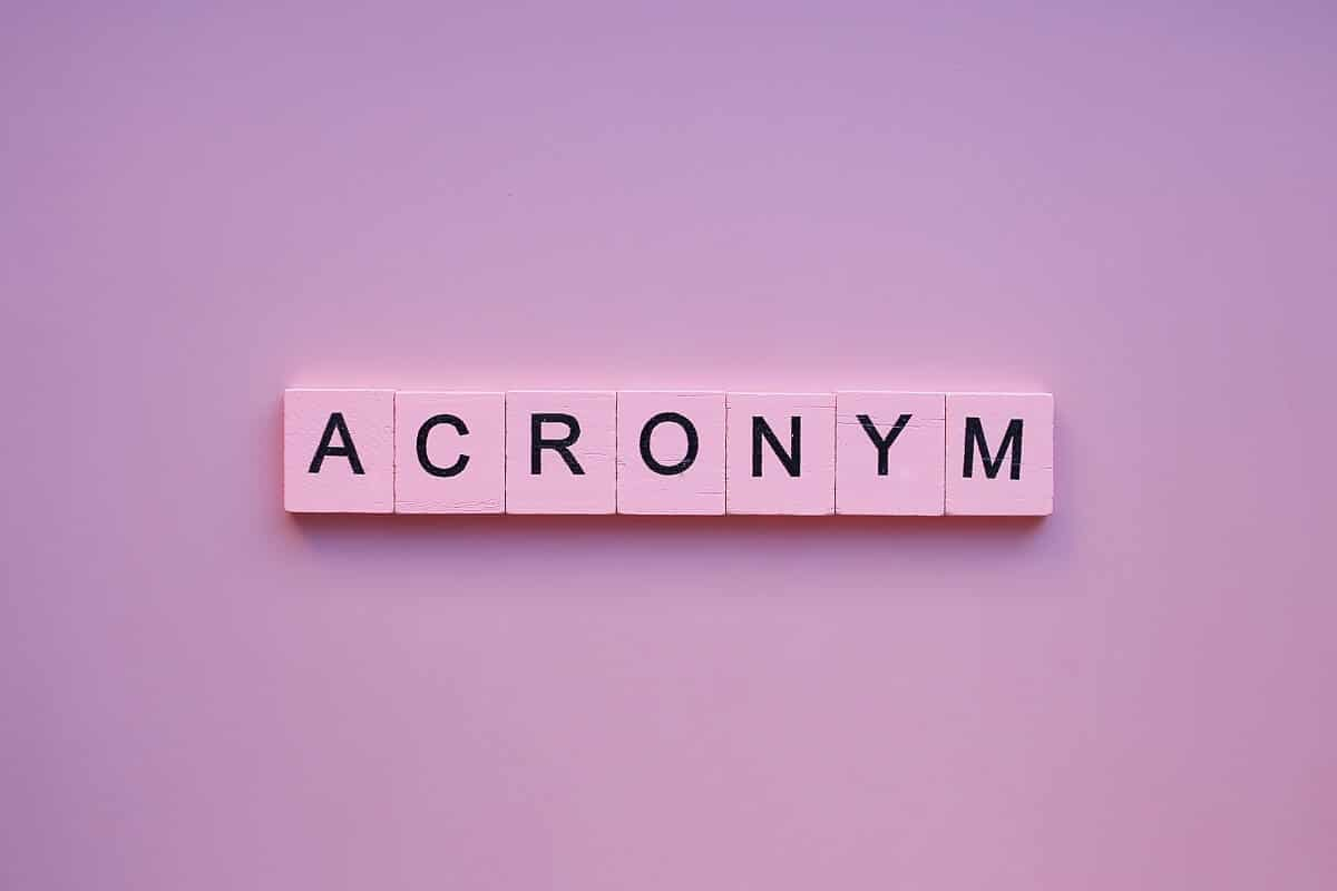 70 Business Acronyms You Should Know