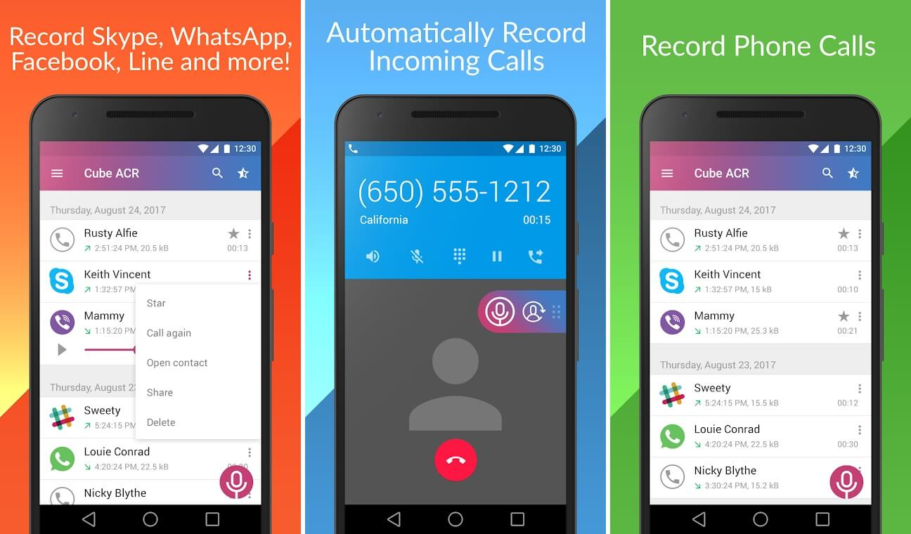 Call Recorder | How to Record WhatsApp Video and Voice calls
