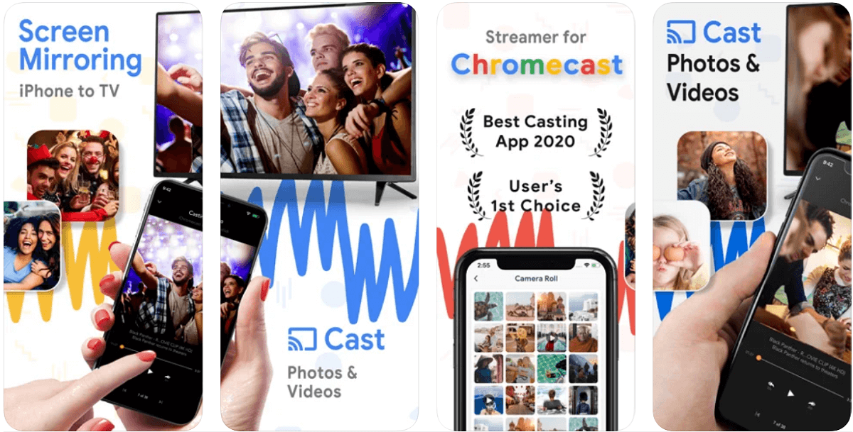 Chromecast streamer | How to Mirror your Android or iPhone Screen to Chromecast?