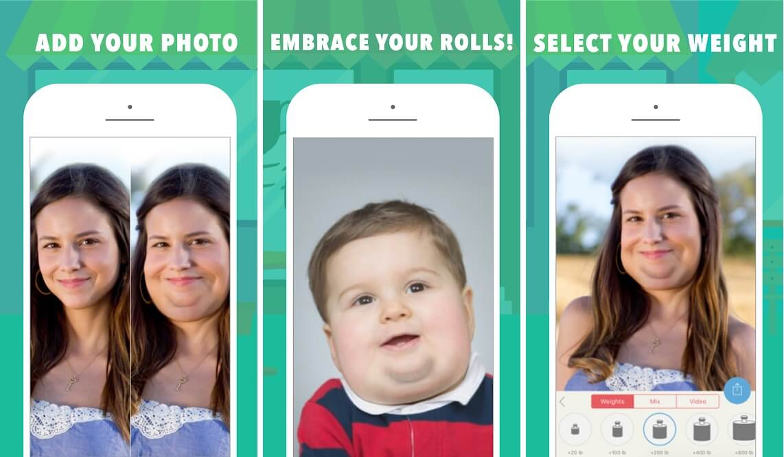 Fatify   19 Best Apps to Cartoon yourself for Android and iOS Users