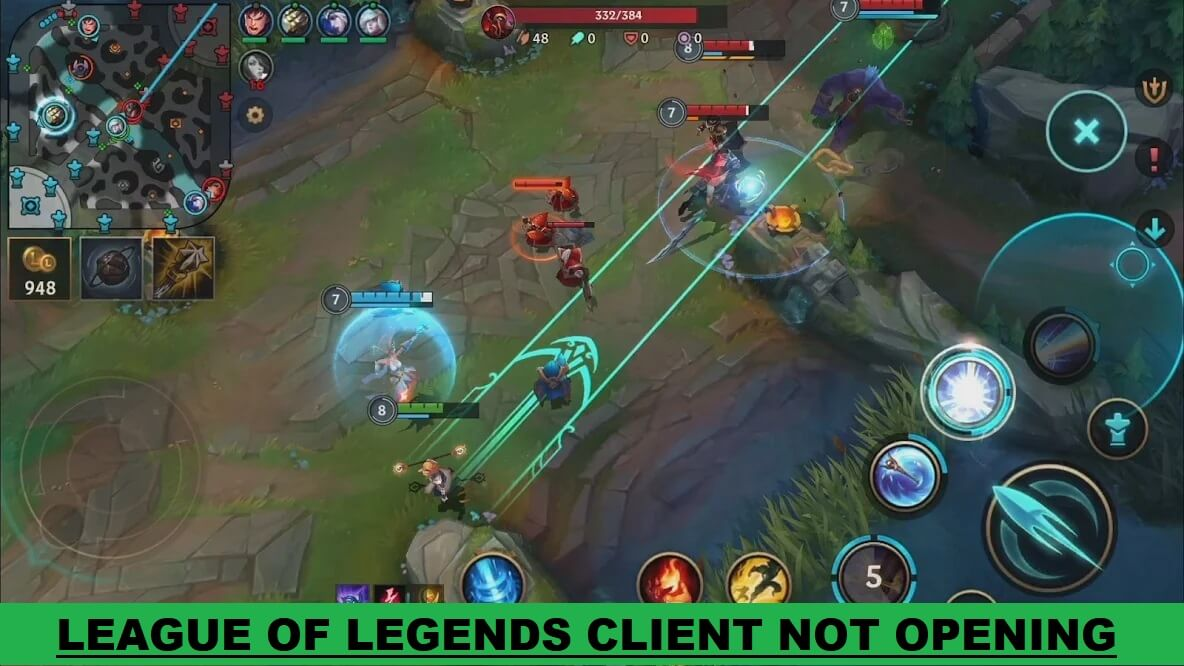 How To Fix League Of Legends Client Not Opening Issues