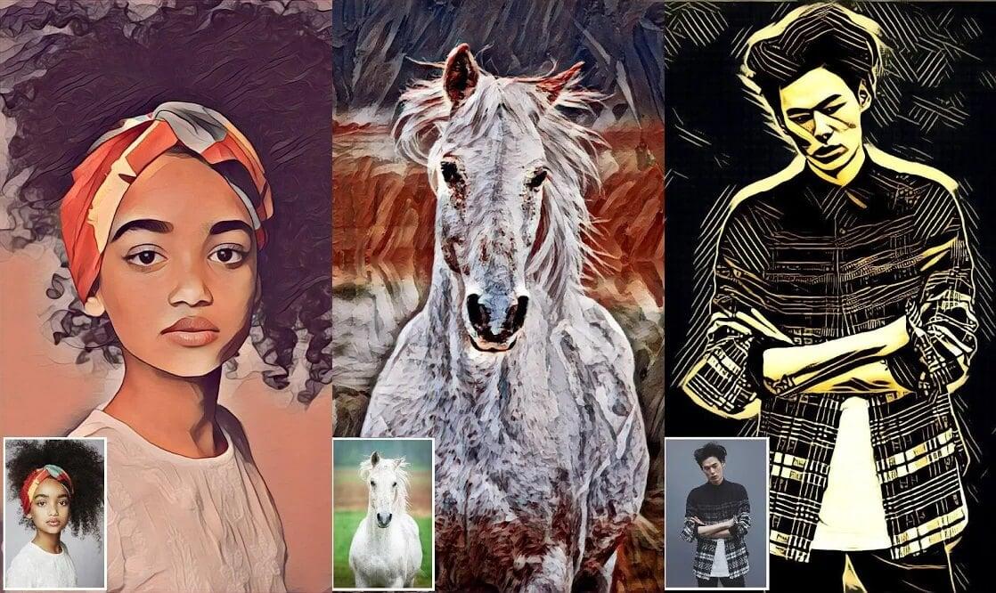 Painnt - Art and Cartoon Filters