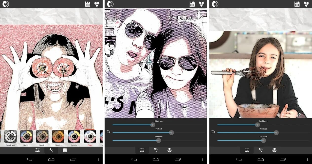 Sketch Me! Sketch & Cartoon   19 Best Apps to Cartoon yourself for Android and iOS Users