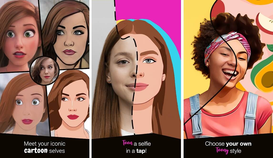 ToonMe - Cartoon Yourself   19 Best Apps to Cartoon yourself for Android and iOS Users