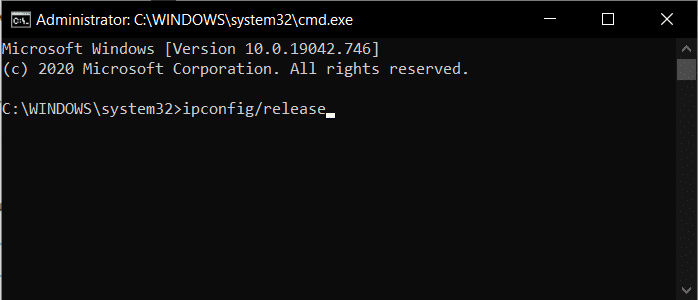 ipconfig release | How to Fix Discord RTC Connecting No Route Error?