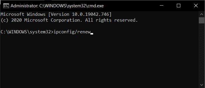 ipconfig renew | How to Fix Discord RTC Connecting No Route Error?