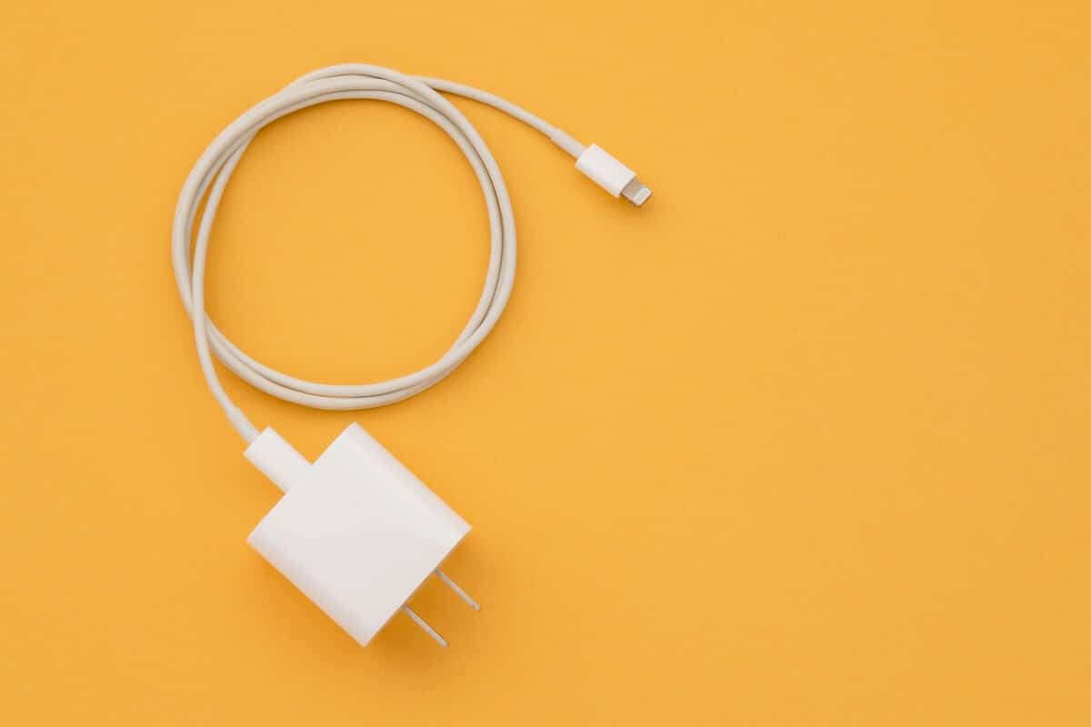 Check your charger and USB cable