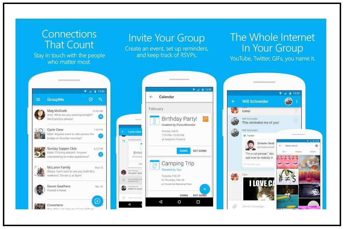 Failed to Add Members on GroupMe
