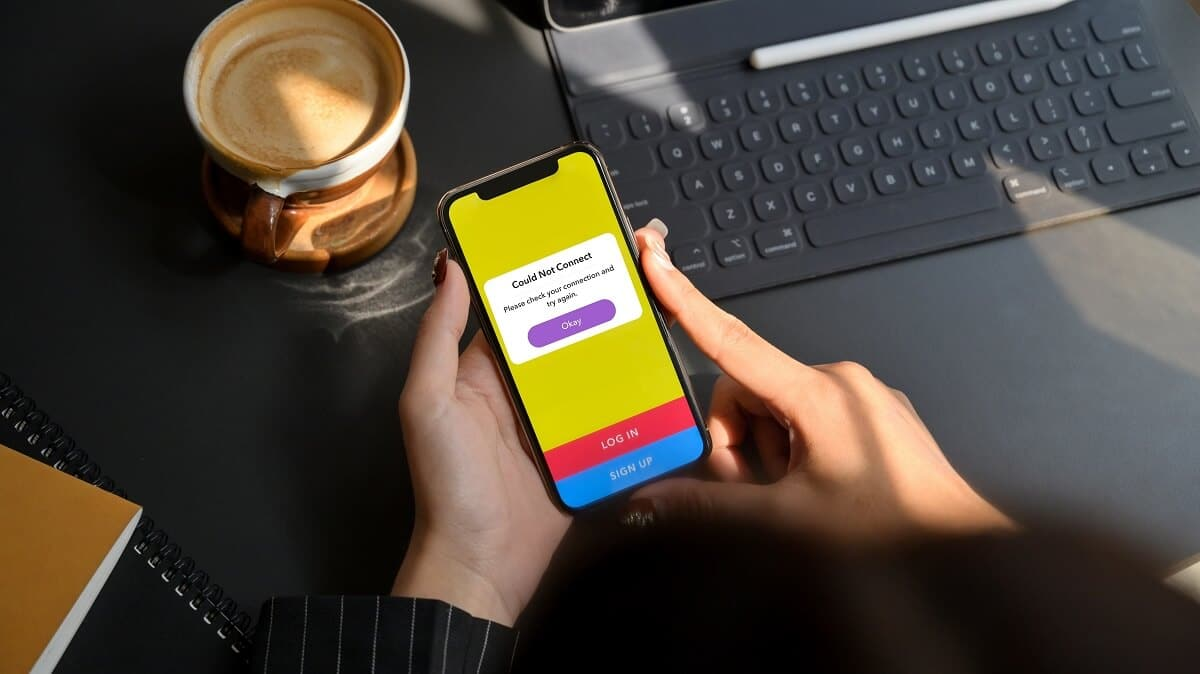 How to fix Snapchat Connection Error