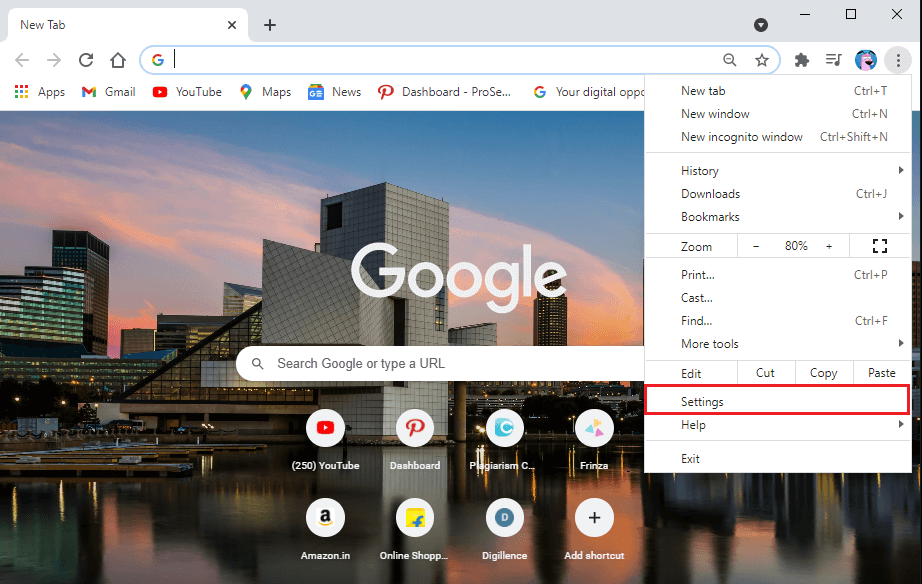 Go to Settings | How to Restore the Previous Session on Chrome