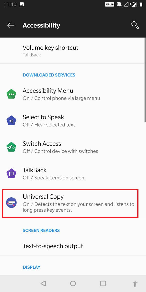 Once it gets downloaded, you will have to give it special permissions from your phone settings.