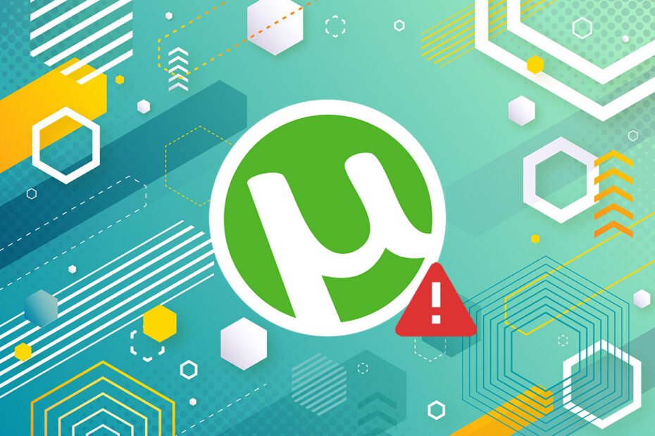 Fix uTorrent Stuck on Connecting to Peers