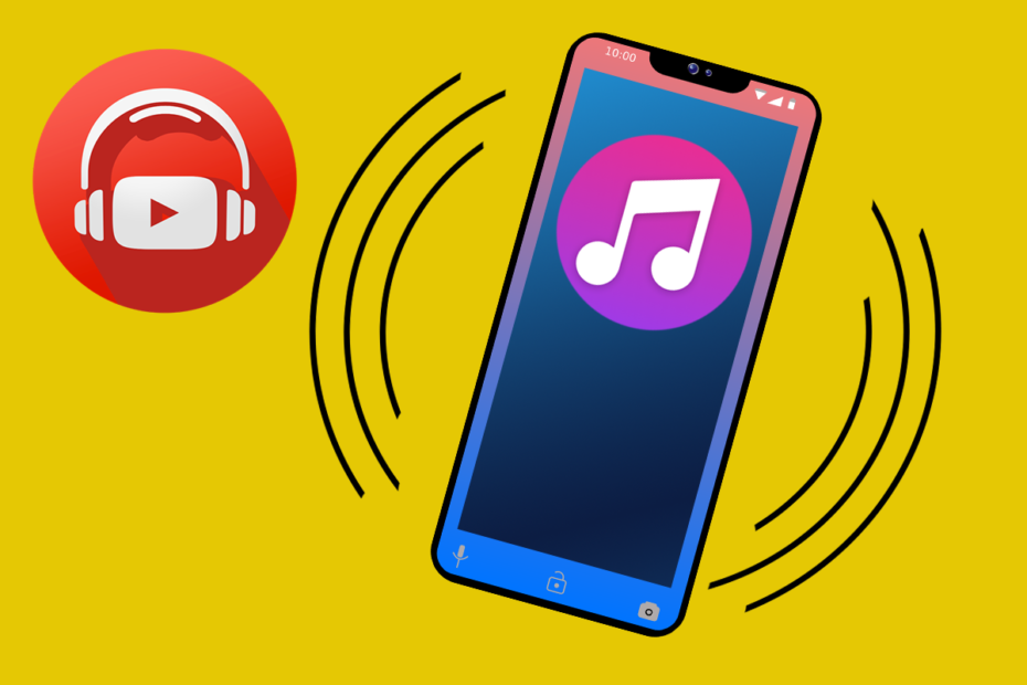 How to make a YouTube song as your Ringtone on Android