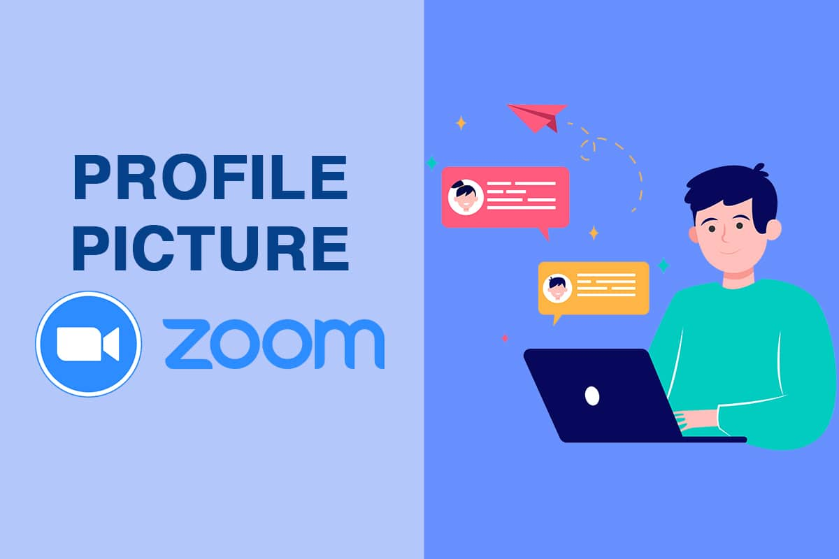 Show Profile Picture in Zoom Meeting Instead of Video