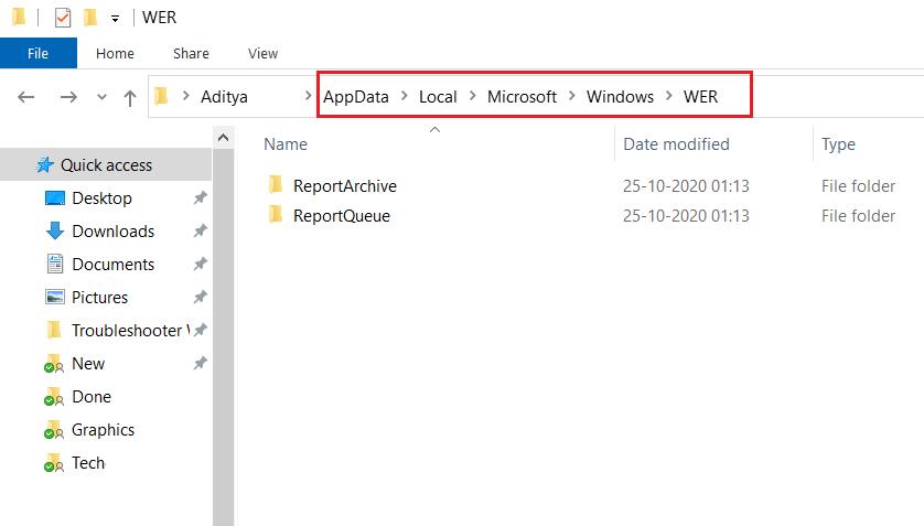 Delete Crash Dumps file
