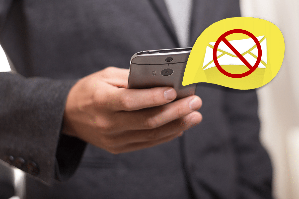 Fix Can't Send Text Message to One Person