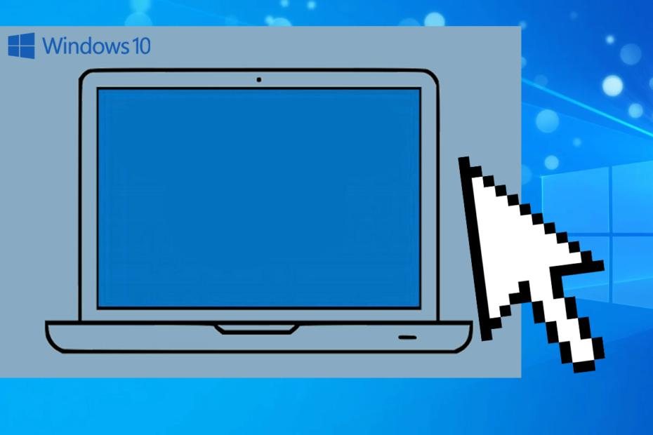 Fix Cursor Blinking in Windows 10