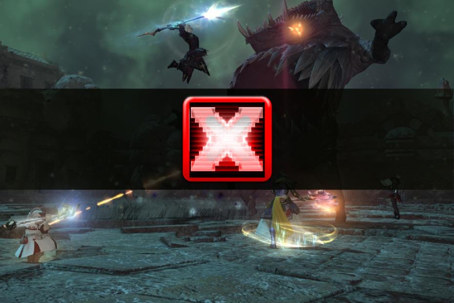 Fix Final Fantasy XIV Fatal DirectX Error
