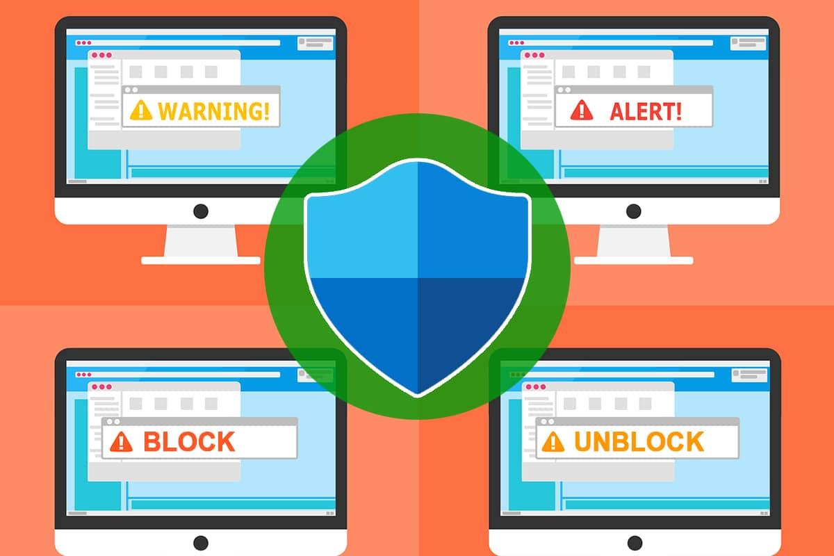How to Block or Unblock Programs In Windows Defender Firewall