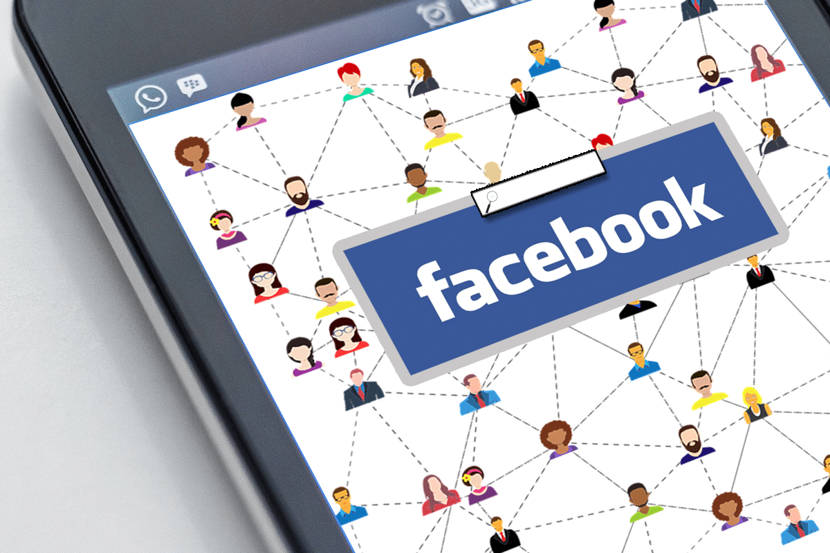 How to Find Someone on Facebook Using an Email Address