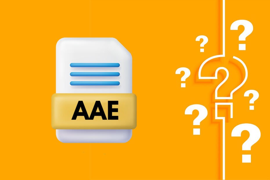 What Is .AAE File Extension And How To Open .AAE Files