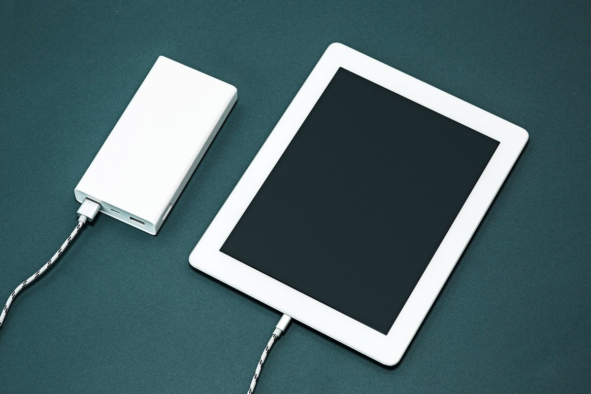Charge your Samsung Galaxy Tab A