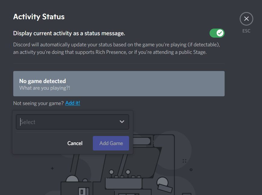 Disable Discord Overlay for Selected Games