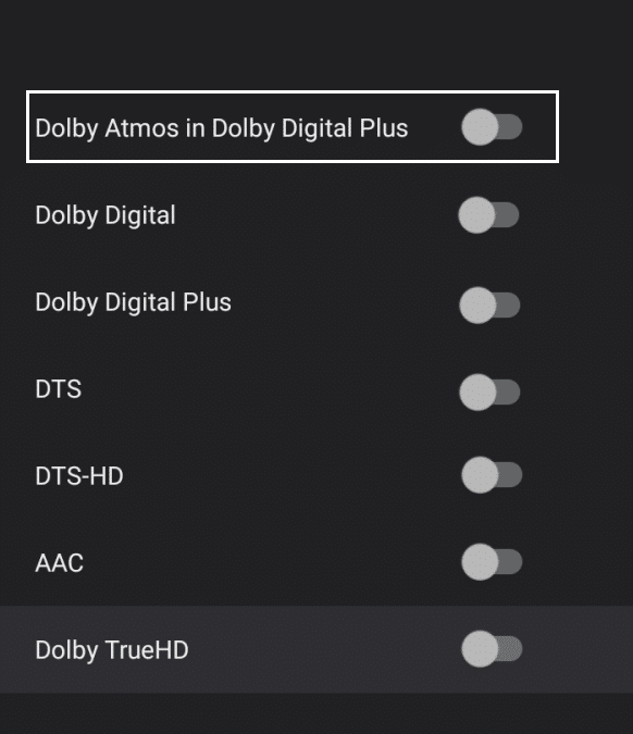 Disable Dolby Volume Mode on Android tv   Fix HDMI No Sound in Windows 10 When Connected to TV