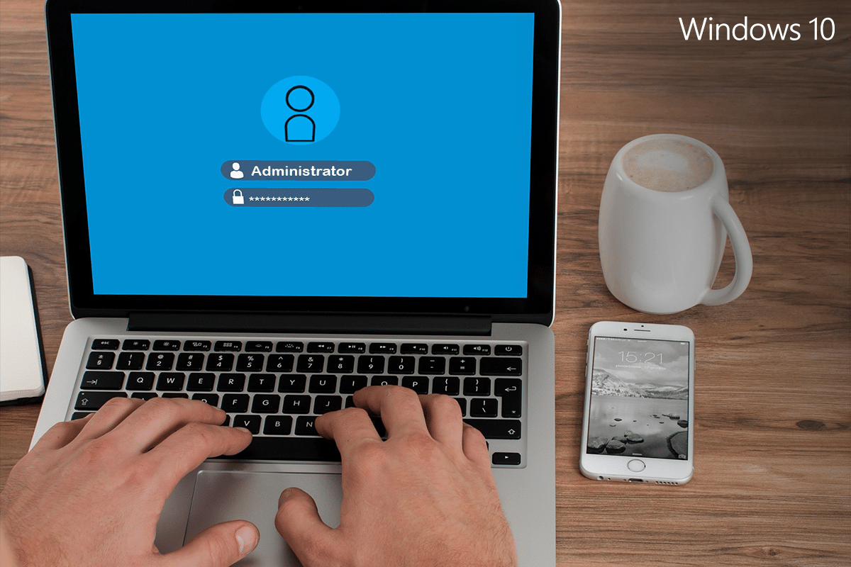Enable or Disable Administrator Account in Windows 10