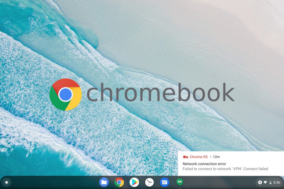 How to Fix DHCP Lookup Failed Error in Chromebook