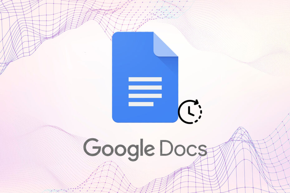 How to Recover Deleted Google Docs