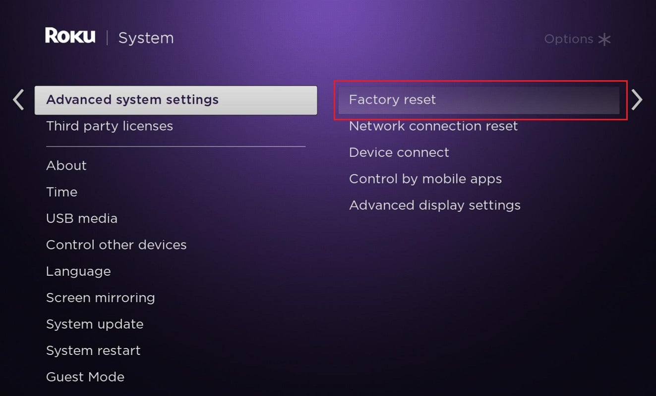 How to Soft Reset Roku (Factory Reset) | Fix HBO Max Not Working on Roku