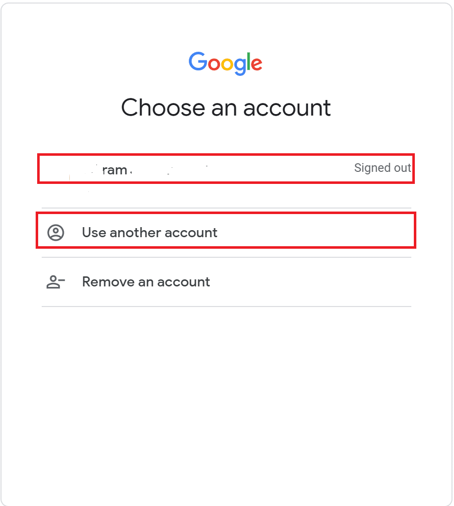 Select or use a new Google account to log-in. How to Fix YouTube Comments Not Loading
