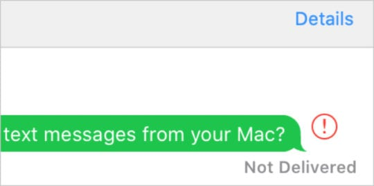 Fix Messages Not Working on Mac