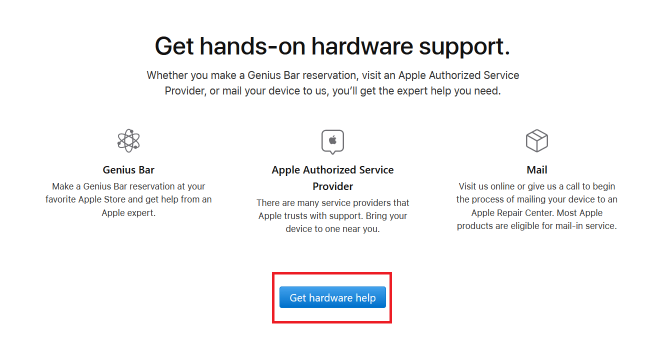 Get Harware Help Apple. How to Contact Apple Live Chat Team