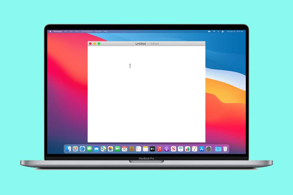How to Create Text File on Mac